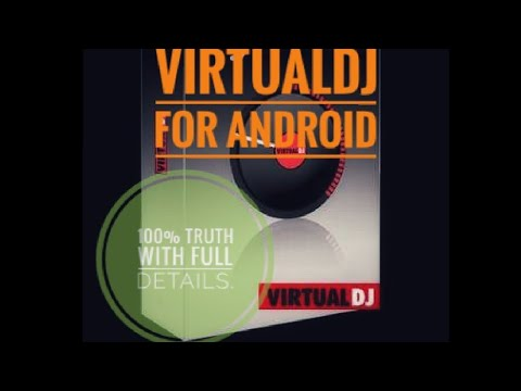 How To Download Virtual DJ Software For Android | 👍👍👍100% Truth & Work✔✔✔ | Never Foolish Again.
