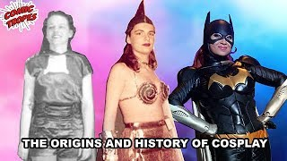 The Origins and History of Cosplay