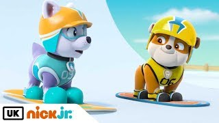 Paw Patrol | Pups Save Sports Day | Nick Jr. UK