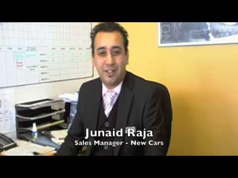 Junaid Raja, Sales Manager (New Cars), 401-Dixie Mazda, Mississauga