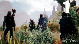 Dragon Age:Inquisition Multiplayer- Match 1 (The first games)