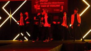131102 Millenium Boy - GANGNAM STYLE @ Asia New Star Model Contest