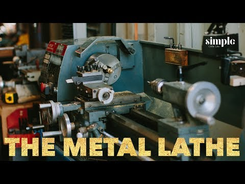 Tool Time Tuesday - Metal Lathe - an awesome tool for the Maker Movement
