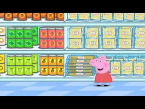 Thumbnail: Peppa Pig New English Episode - DADDY PIGS NEW JOB july 2013