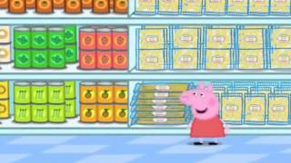 Peppa Pig New English Episode - DADDY PIGS NEW JOB july 2013