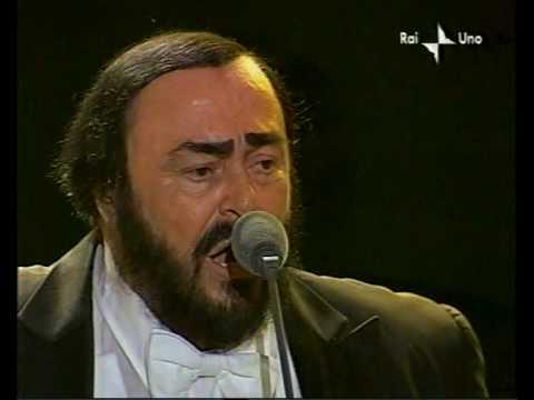 Too Much Love Will Kill You   Queen & Pavarotti Pavarotti & Friends 2003