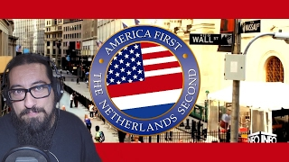 The Netherlands welcomes Trump in his own words REACTION