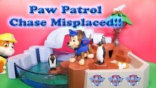 PAW PATROL Nickelodeon Paw Patrol Chase Captured a Paw Patrol YouTube Video Parody