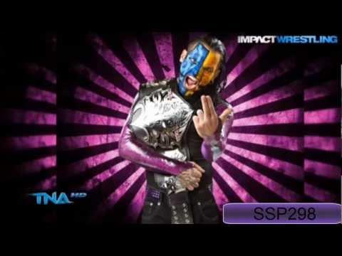 20122013 TNA: Jeff Hardy 10th Theme Similar Creatures Lyrics ShopTNA Release