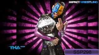 2012-2013 TNA: Jeff Hardy 10th Theme -Similar Creatures- (Lyrics) (ShopTNA Release)