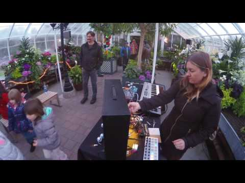 Cindy Reichel - Live @ Volunteer Park Conservatory (April 2017)