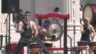 Kaminari Taiko - Japanese Drums @ New Orleans Museum of Art