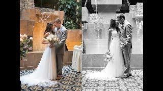 WEDDING PHOTO ALBUM | Adrianna & Andy