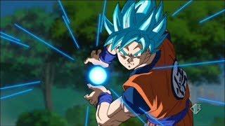 Goku contro Arale Dragon Ball Super ITA