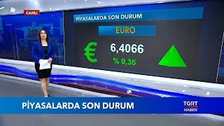 Dolar Ve Euro Kuru Bugün Ne Kadar Altın Fiyatları, Döviz Kurları - 18 Temmuz 201