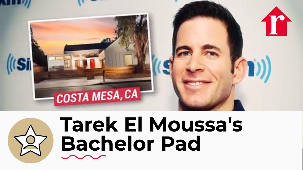 e14c1fc747f33 HGTV Tarek El Moussa s Bachelor Pad - Celebrity homes - YouTube