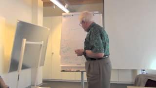 Prof. Dr. Johan Galtung at World Peace Academy