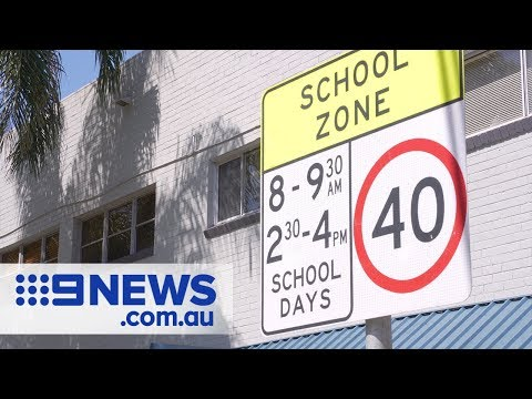 Drug and alcohol clinic across the road from Kogarah school | Nine News Australia