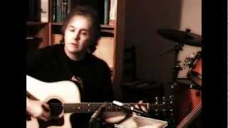 Blackbird by THE BEATLES - with lyrics & chords - PAUL McCARTNEY guitar style - Cover by DC Cardwell