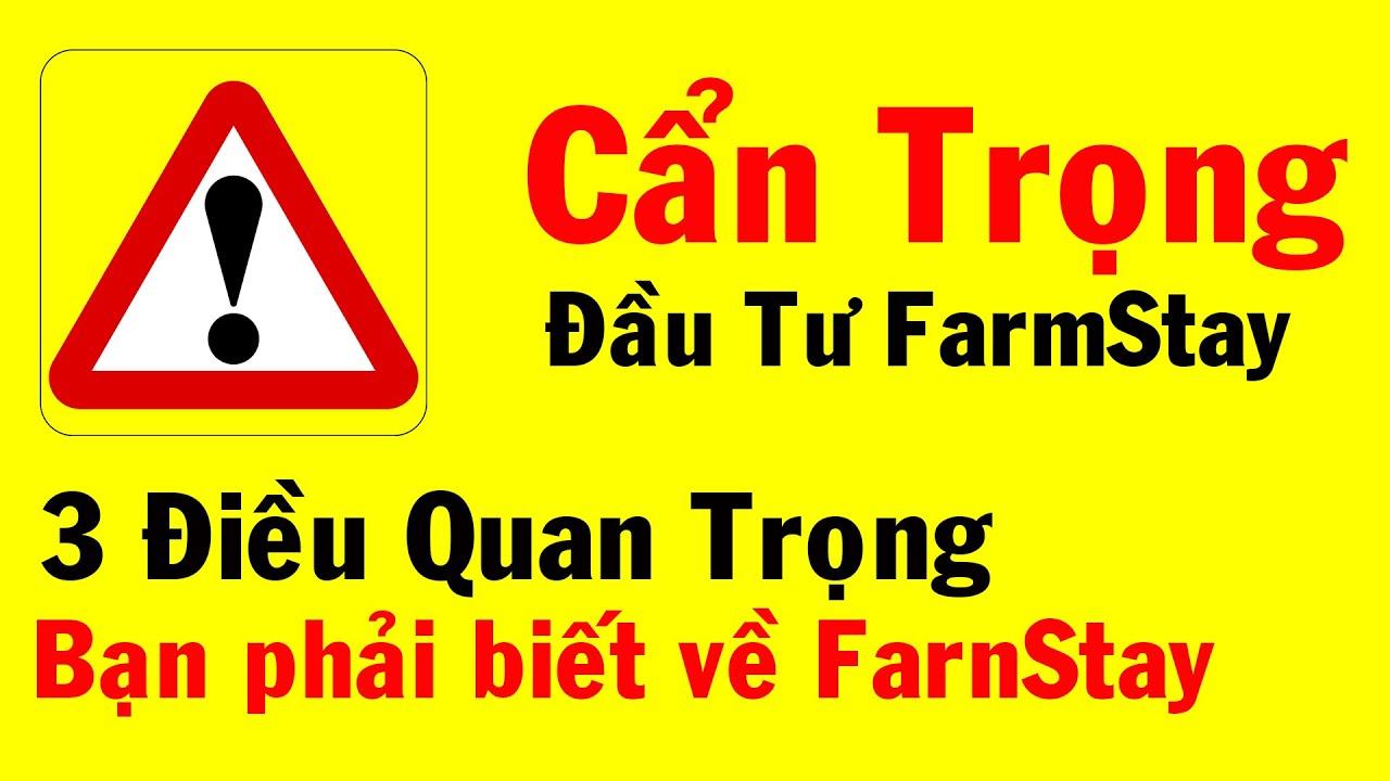 cẩn trọng đầu tư farmstay  – kiến thức bất động sản – kinh nghiệm kinh doanh đầu tư farmstay