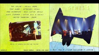 Genesis - Dancing With The Moonlit Knight/Carpet Crawlers [Live 1980]