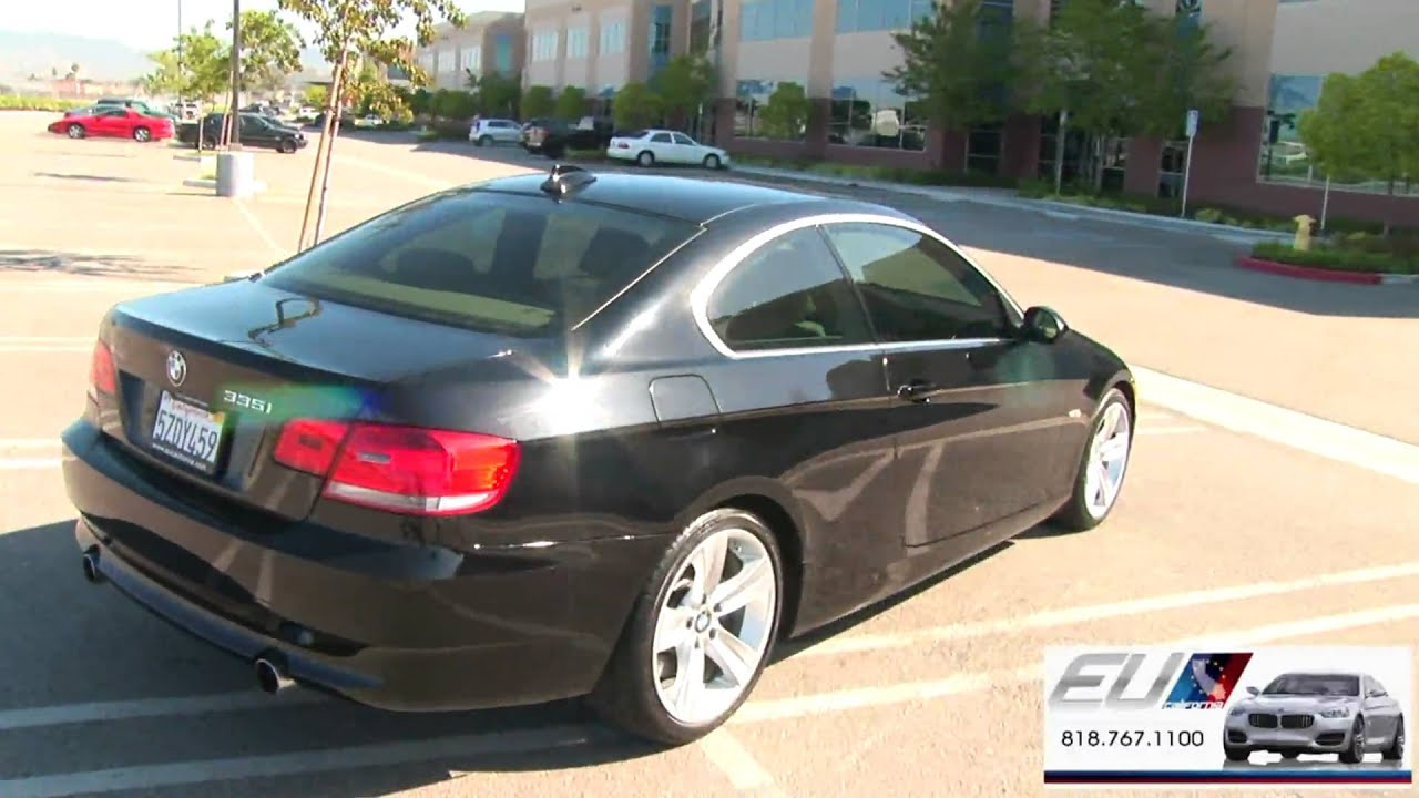 2007 bmw 335i coupe 6 speed sport premium heated seats nav. Black Bedroom Furniture Sets. Home Design Ideas