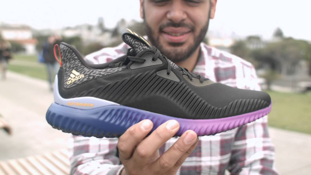 cheaper d9f36 63b7d adidas Alphabounce and more. A VERY SPECIAL EPISODE - YouTub