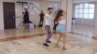 Fran & Paula Animals Alex & Sierra (Dj Alejandro Bachata Remix) Bachata Fusión
