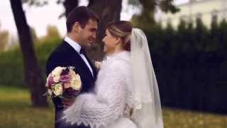 Wedding clip Stas and Alena