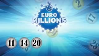 Resultado EuroMillions del 14 de julio del 2017