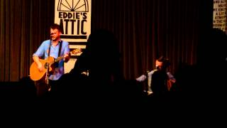 Howie Day feat. Ward Williams - Sorry So Sorry - Eddie's Attic 09-25-2013 - Atlanta, GA