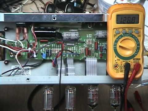 billm audio fender pro junior adjustable bias