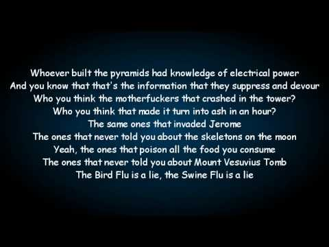 Vinnie Paz - End Of Days (lyrics)