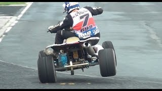 QUAD SUPERMOTO BRITISH CHAMPIONSHIP FINAL RACE 2013