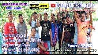 LIVE STREAMING SANDIWARA LINGGA BUANA Ds Jemaras Kidul, Sabtu 22 September 2018 PENTAS SIANG