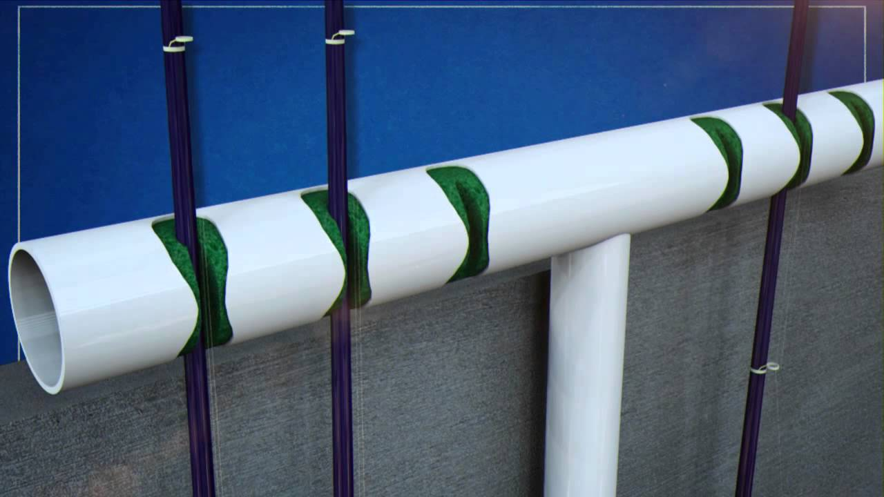Lance guidry transportable fishing rod holder youtube for How to make fishing noodles