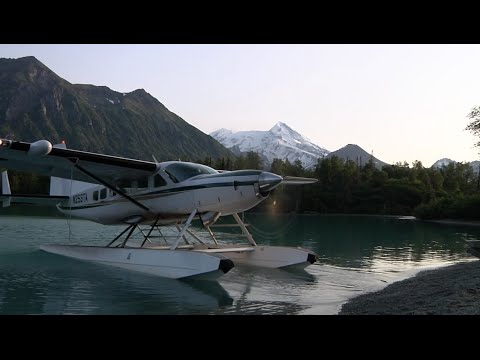 Travel Alaska- Talon Air Service