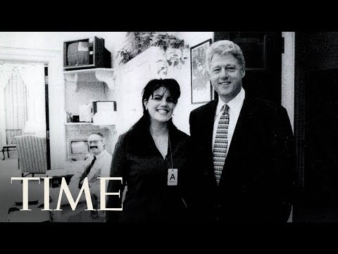 The Monica Lewinsky Scandal: A Visual Timeline Of The Events 20 Years Later | TIME