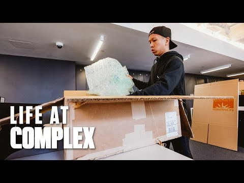 Incredible Packaging With A Surprise Collab! | #LIFEATCOMPLEX
