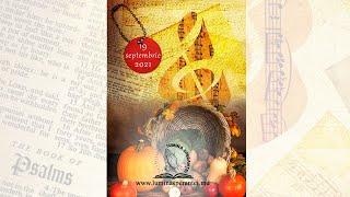 Lumina Speranței | Duminică, 19 septembrie 2021, ora 10:00 | Program duminical
