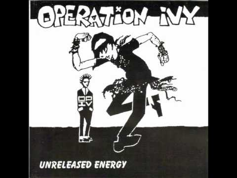 Operation ivy steppin out 1988 gilman st demo