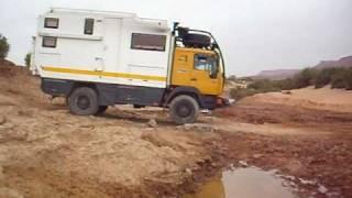Camion MAN 4x4 autocaravana en venta