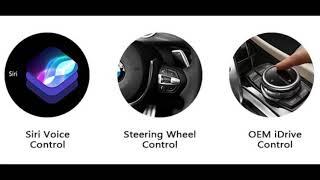 BMW NBT or CIC CARPLAY interface www.bmwtuning.hu