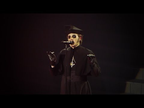 GHOST - LIVE Amsterdam 2019 Dance Macabre & Square Hammer