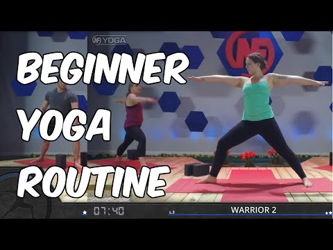 Beginner Yoga Routine You Can Do At Home | Nerd Fitness Yoga