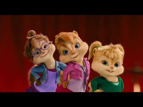 The Chipettes - The Other side of me - Hannah Montana.