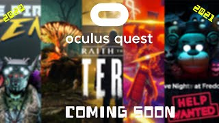 10 Upcoming Oculus Quest Games | Oculus Quest Games To Get Excited About In 2020 And 2021