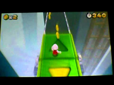super mario 3d land walkthrough world 1 3 all 3 star coins youtube