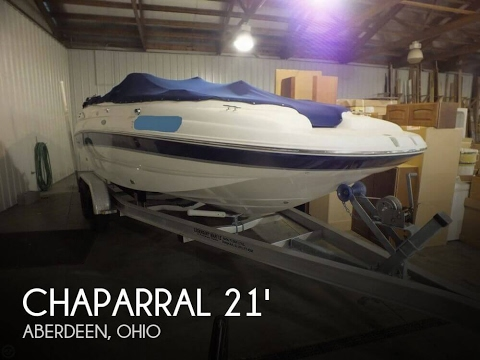 [UNAVAILABLE] Used 2002 Chaparral Sunesta 210 in Aberdeen, Ohio