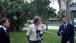 Dunedin, FL Foreclosure Press Conference